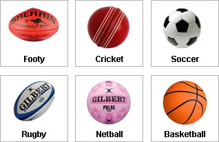 We cater for all sporting clubs